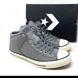 Converse Ctas High Street Mid Top Leather Mason M